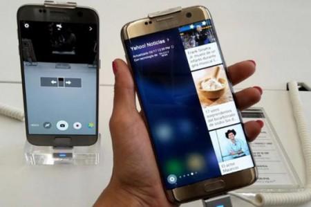 Samsung presenta nuevos Galaxy S7
