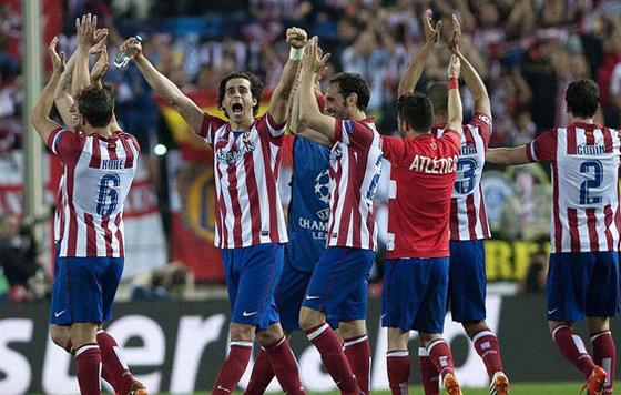 Atlético de Madrid accede a semifinales tras eliminar a Barcelona