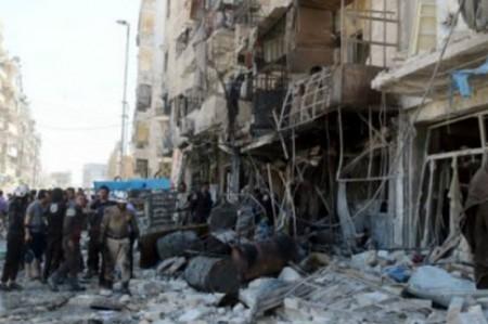 EU considera al conflicto en Siria como 'fuera de control'