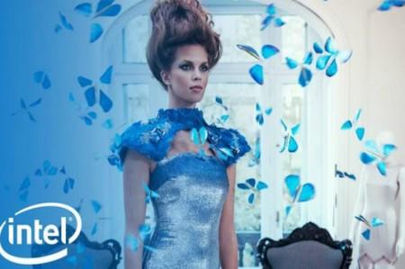 Butterfly Dress, el vestido inteligente de Intel