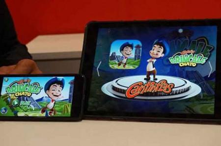 Recuerdan a Mario Moreno con videojuego 'Cantinflas, bríncale chato'