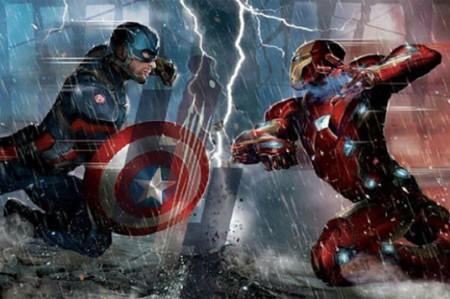 Cap-Iron Man: La guerra de los 50 años