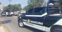Marinos rescatan a nueve migrantes en Reynosa