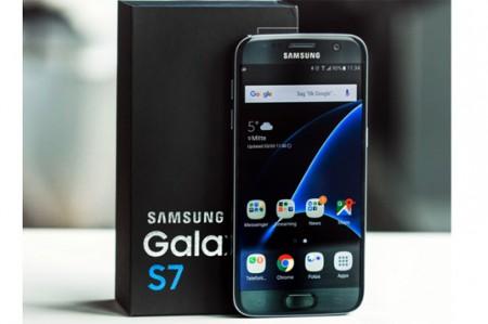 Fuertes ventas del Galaxy S7 impulsan las ganancias de Samsung