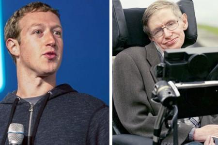 Hawking y Zuckerberg lanzarán nanonaves a galaxia Alfa Centauri