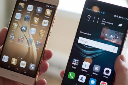 Huawei da a conocer sus equipos P9 y P9 Plus