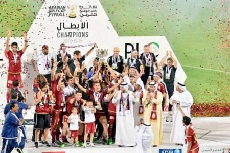 Javier Aguirre, campeón con el Al-Wahda en Emiratos Árabes