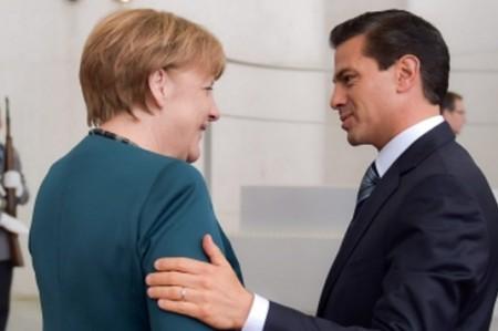 Visita de Peña Nieto a Alemania consolidó iniciativas de cooperación