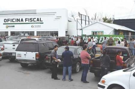 Oficina Fiscal pondrá trampas a 'coyotes' en Reynosa