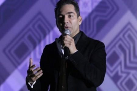 Omar Chaparro destaca logros de los mexicanos en Hollywood