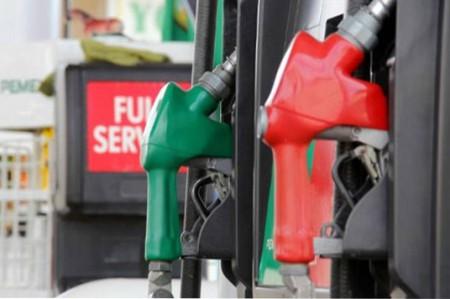 Precios de las gasolinas bajan 2 centavos, informa Hacienda