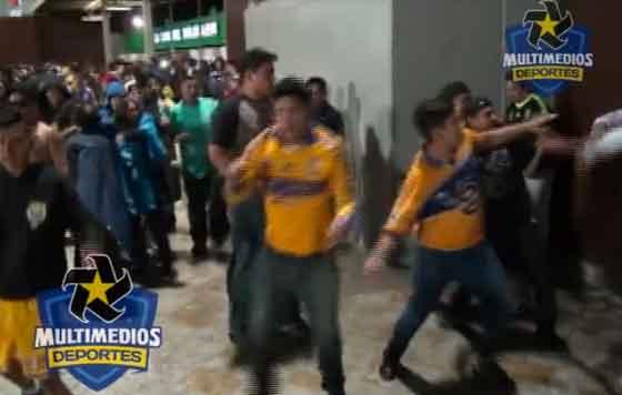 Deportes: Santos y FMF van contra violentos