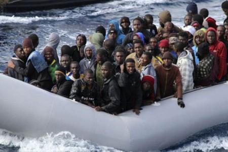 Cuatro países europeos se unen contra redes de inmigración ilegal