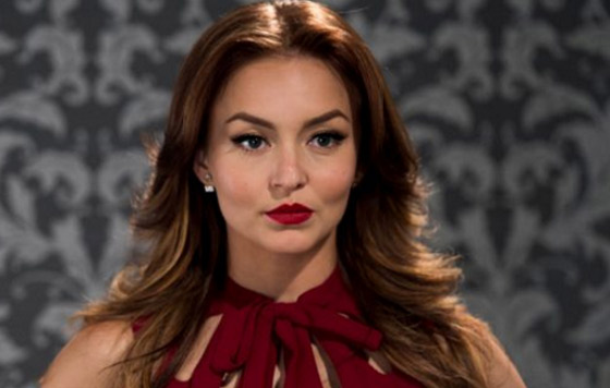 Angelique boyer ante su mayor reto actoral en tres veces ana hora