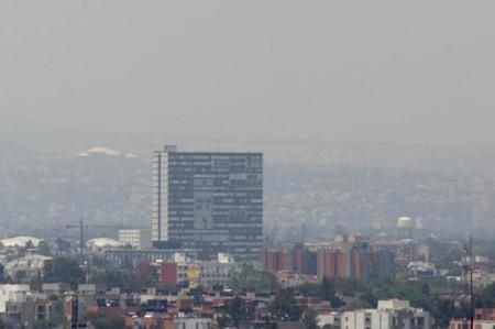 Ascienden a 147 puntos de ozono en Álvaro Obregón