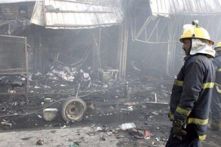 Mueren 63 en ola de atentados en Bagdad