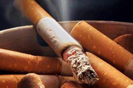 Han incautado 301 millones de cigarros ilegales en 2016