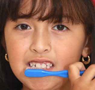 A cepillarse los dientes: IMSS