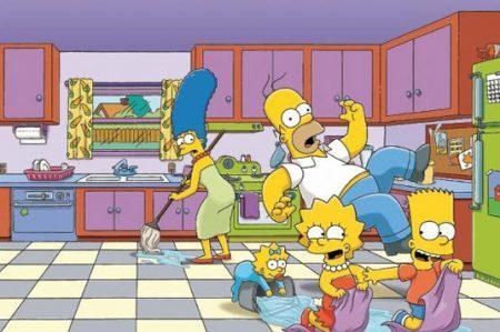 Homero Simpson se enfrentará a los tuiteros