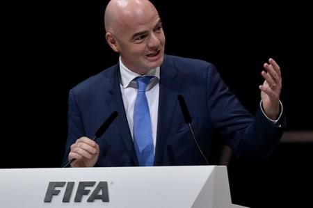 Infantino, optimista por Congreso de FIFA en México