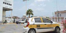 Disparan desde taxi a policías; muere hondureño