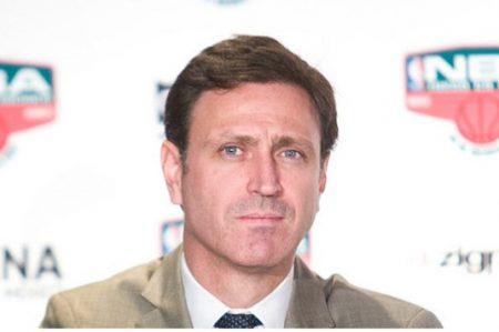 Phillippe Moggio, nuevo secretario general de Concacaf