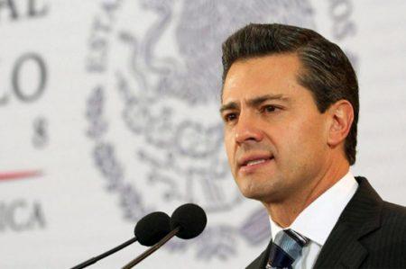 Peña inicia gira por Perú y Argentina