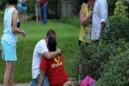 Reportan tiroteo en calles de Houston