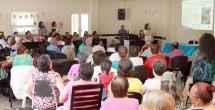 Organiza DIF de Santa Catarina plática sobre Alzheimer