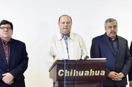 Sin riesgo para chihuahuenses traslado de Guzmán Loera: César Duarte