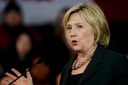 Nunca dejaré de creer en EU, dice Hillary Clinton