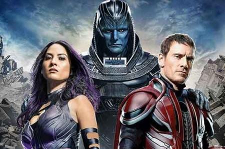 Hay muerte y destrucción en X-Men: Apocalipsis; video