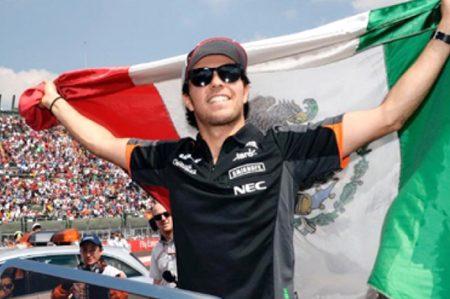 'Checo' Pérez fue el 'Piloto del día' en Mónaco