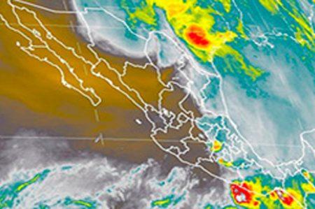 Amenaza nuevo ciclón tropical en el Pacífico, informa Conagua