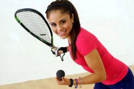 Busca Paola Longoria que racquetbol sea deporte olímpico
