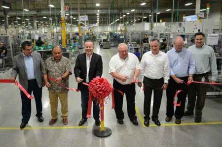 Es Nuevo Laredo ejemplo en desarrollo industrial