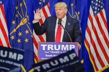 Senadores republicanos se desmarcan de Trump