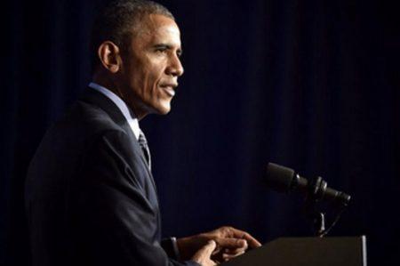 Cambio climático ya no es amenaza, es realidad: Obama