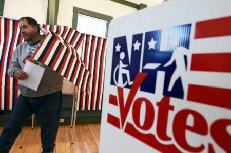 Demócratas votan en primarias del Distrito de Columbia