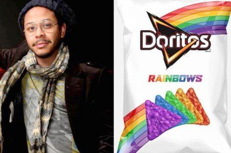 Kalimba hace crítica a 'Doritos Rainbow' y lo atacan