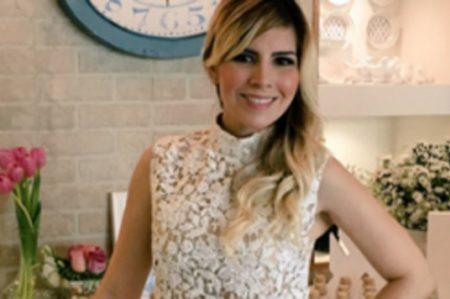 Karla Panini, la ex 'Lavandera', se casó con ex de su 'comadre'