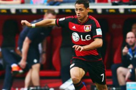 Leverkusen felicita a Hernández