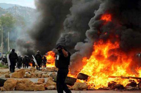 Justifica PF uso de armas en Nochixtlán