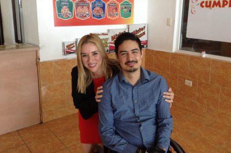 Tragedia le permite a Evaristo Gómez brindar mensaje de superación