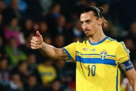 Zlatan Ibrahimovic anuncia su retiro de Selección de Suecia; video