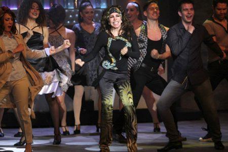 Verónica Castro recibe larga ovación de pie en estreno de 'Aplauso'