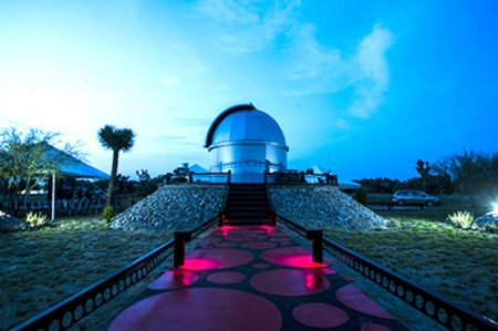 Observatorio astronómico de universidad de NL reinicia operaciones
