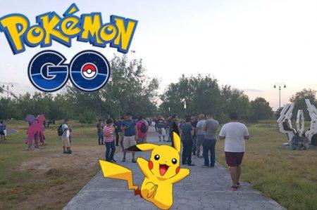 Arde 'Pokémon Go' en Reynosa