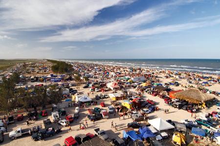 Playas tamaulipecas, las favoritas de los turistas