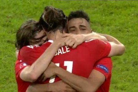 Gales da la sorpresa y va semifinales contra Portugal